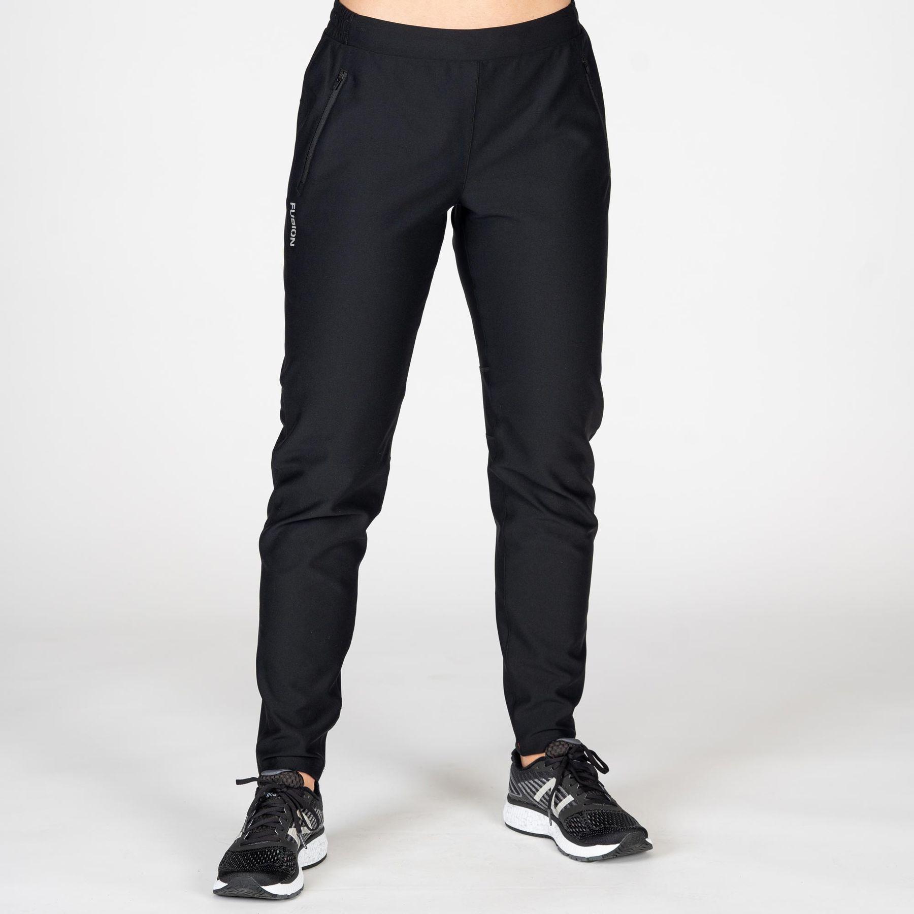 Fusion Womens Recharge Pants (Black)