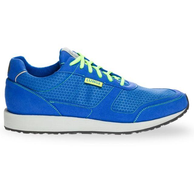 Lunge Classic Run S (Royal Blue Light Grey)
