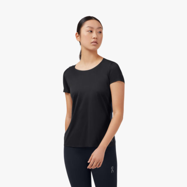 ON Lady Performance-T (Black/Dark)