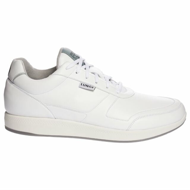 Lunge Classic Walk R (White/Smooth)