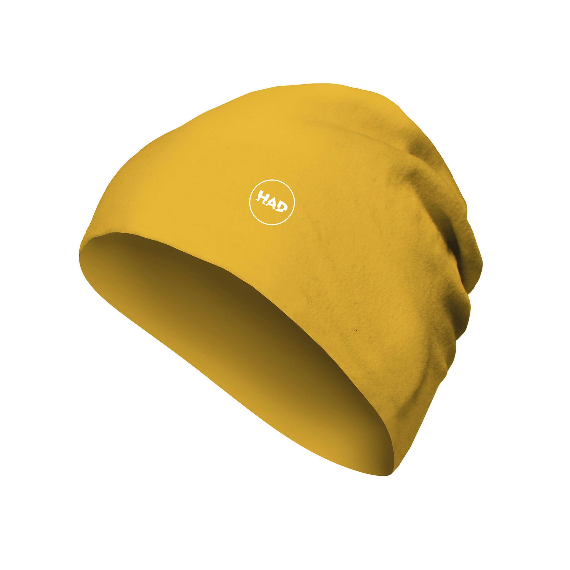 H.A.D. Merino Beanie (Honey Gelb)