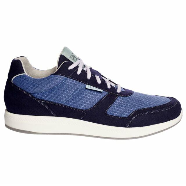 Lunge Classic Run R (Blue Navy White)