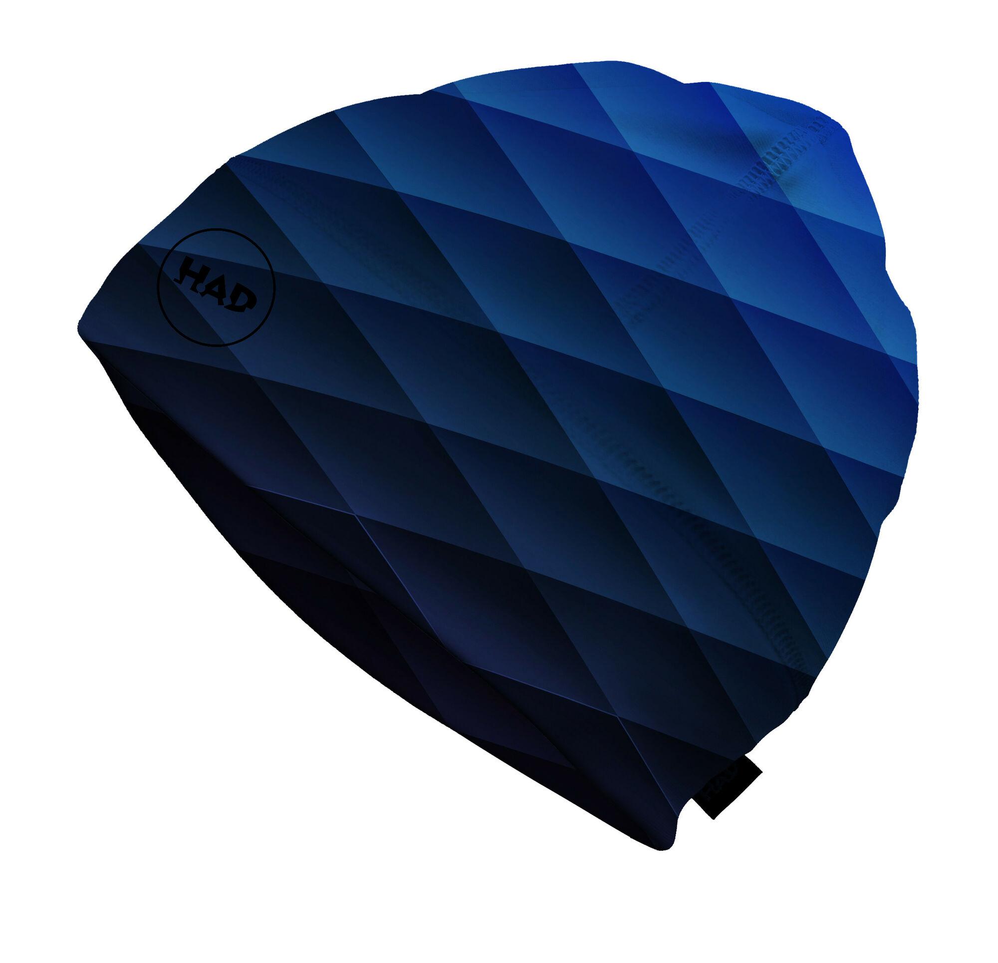 H.A.D. Brushed Eco Beanie (Blau)
