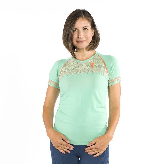 Thonimara T-Shirt Nordic Breeze (Mint Orange)