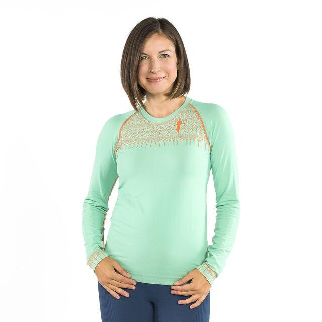 Thonimara LA-Shirt Nordic Breeze (Mint Orange)