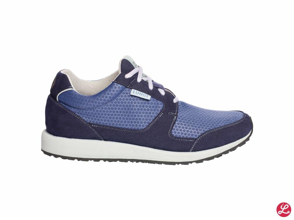 Lunge Derby Run S (Steel Blue/Navy/Light Grey)