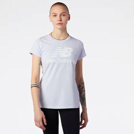 New Balance Logo T-Shirt (Lila)